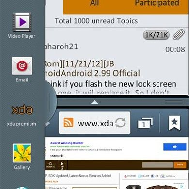Galaxy Note II Multi-Window Mod Ported to Galaxy S II