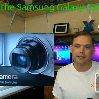 Hacking The Samsung Galaxy Camera – XDA Developer TV