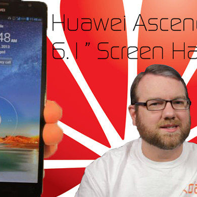Huawei Ascend Mate Hands-On at CES 2013 – XDA Developer TV