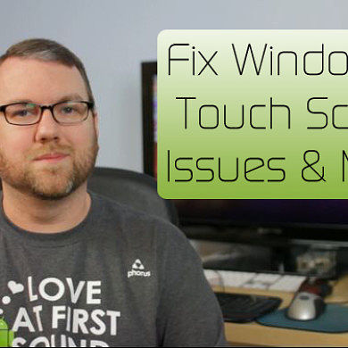 Securing Android with SecDroid, Fixing Touch Screen Issues on Windows 8 and Microsoft Surface – XDA Developer TV