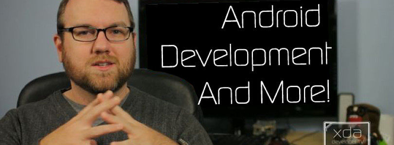 Learning Android Development inside Android, ADB Tutorials and an XDA Merchandise Contest! – XDA Developer TV