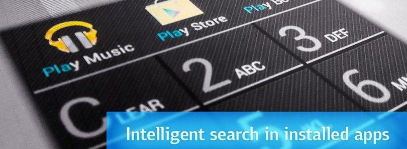 AppDialer-T9 Makes Searching for Apps Easy and Fast