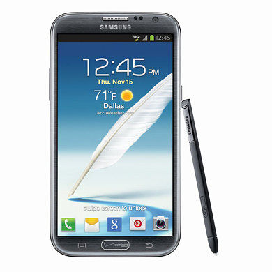 CASUAL for Verizon Galaxy Note II Receives Major Update