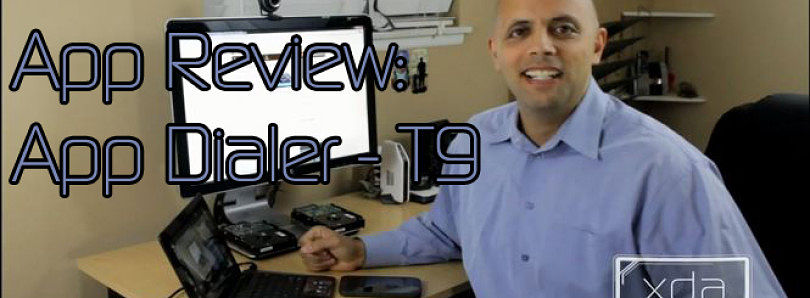 App Review: Search for Apps on your Phone T9 Style – XDA Developer TV