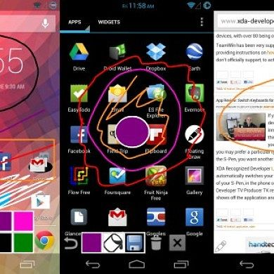 Annotate any Screen with Floating Draw