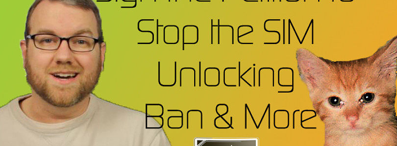 Sony Car Launcher and the SIM Unlocking Petition Needs Your Help! – XDA Developer TV