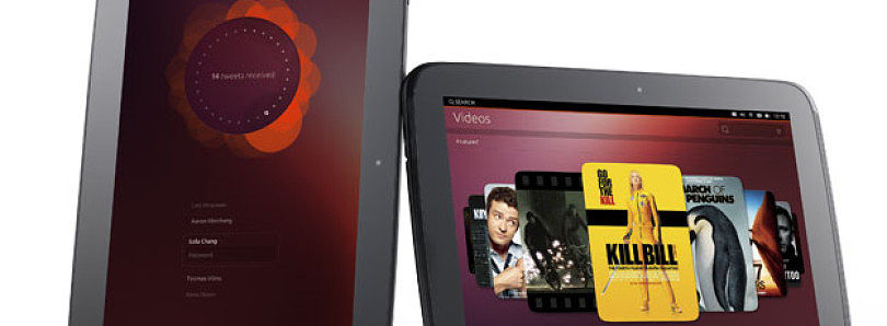 Ubuntu for Phones Release Imminent; Ubuntu for Tablets Announced