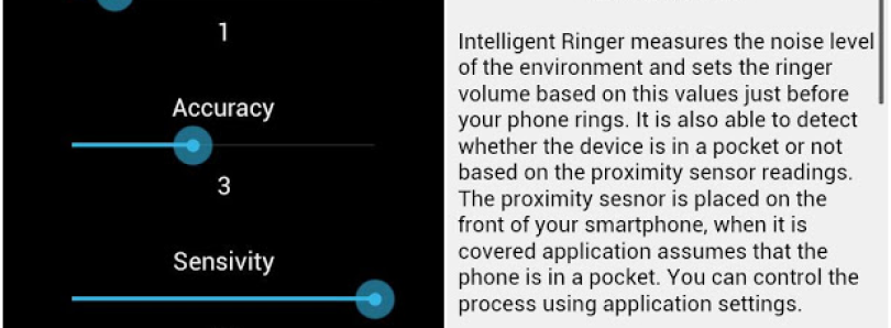 No More Ringtone Surprises with Intelligent Ringer