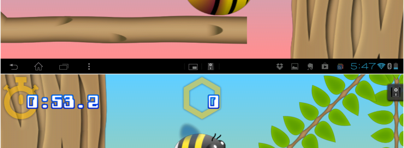 "Tap Your Bee all the Way to the ""Honey-Line""!"
