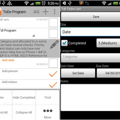 Organize Your Tasks with Tdl Todo List