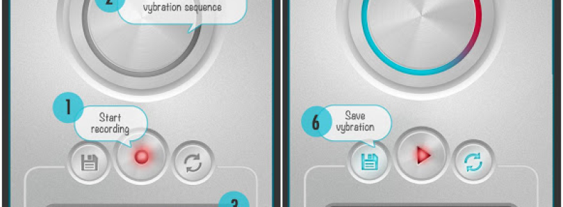 Vybe Generates Your Own Customized Vibrations