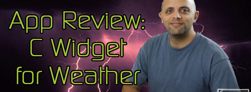Android App Review: Get Your Weather the Way You Want It – XDA Developer TV