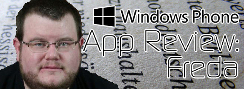 Windows Phone App Review: Sideload eBooks on Windows Phone with Freda – XDA Developer TV
