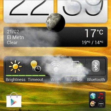 First Sense 4.1 ROM for HTC Sensation XL