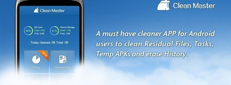 All-in-One Android Housekeeping with Clean Master
