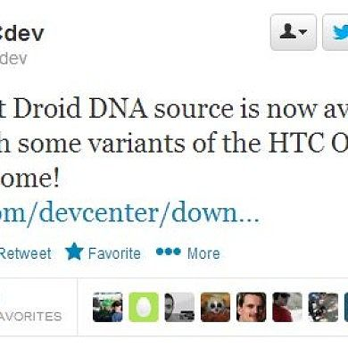 Kernel Source Released for Some HTC One Variants and the Droid DNA