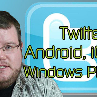 App Shootout: Twitter for Android, iOS, and Windows Phone – XDA Developer TV