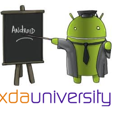 XDA-University: Getting Started