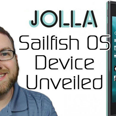 Jolla Sailfish OS Device Unveiled, New XDA University Tutorials! – XDA Developer TV