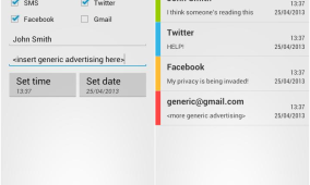 Schedule Your Messages with Schemes