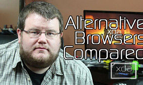 Popular Third Party Browsers for Android, iOS, and Windows Phone Compared! – XDA Developer TV