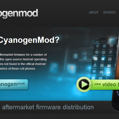 CyanogenMod 10.1.0 RC1 Released for Various Devices