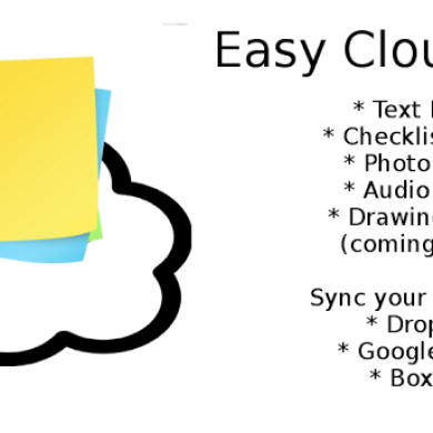 Seamlessly Synchronize Your Notes with Easy Cloud Notes