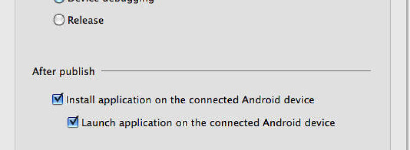 Guide to Using Adobe Air on Android