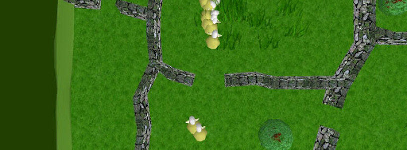 Guide Your Sheep to Safety with Finger Shepherd