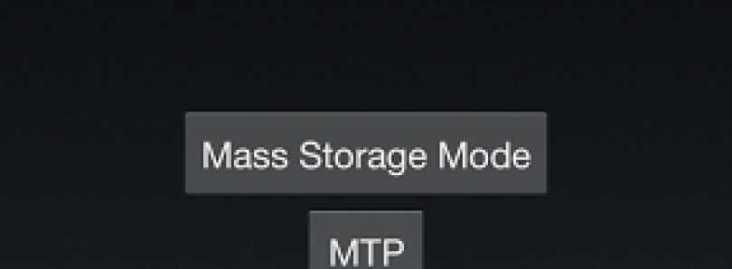 USB Mass Storage App for Recent Samsung Devices