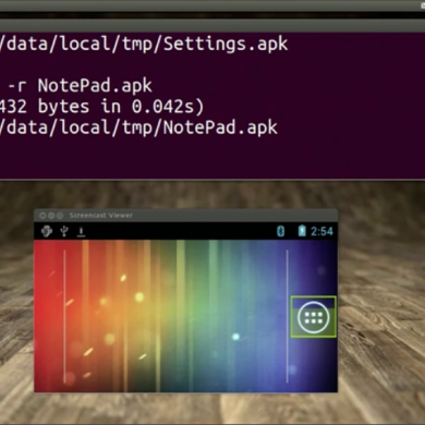 Did You Spot XDA FSM / RD Zacthespack's App at Google I/O?