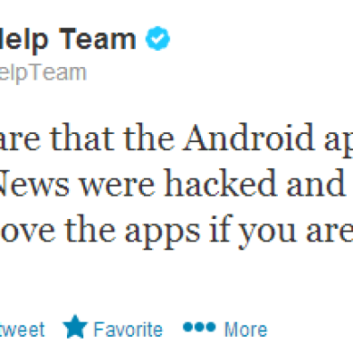 Compromised Sky Apps and the Security Aftermath