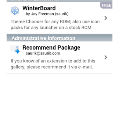 Cydia Substrate Released by Saurik for Android