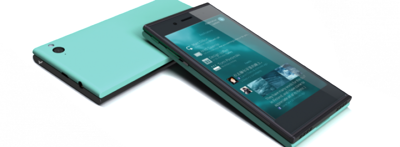 Jolla Sailfish OS Flagship Device Makes First Appearance