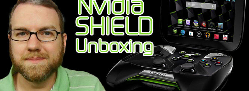 Nvidia SHIELD Unboxing – XDA Developer TV