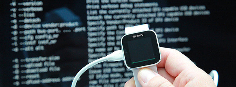 Sony Opens Up Smartwatch to Flash Custom Firmware