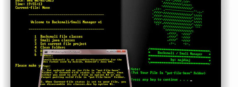 Simplify Your Modifications with Backsmali/Smali Manager
