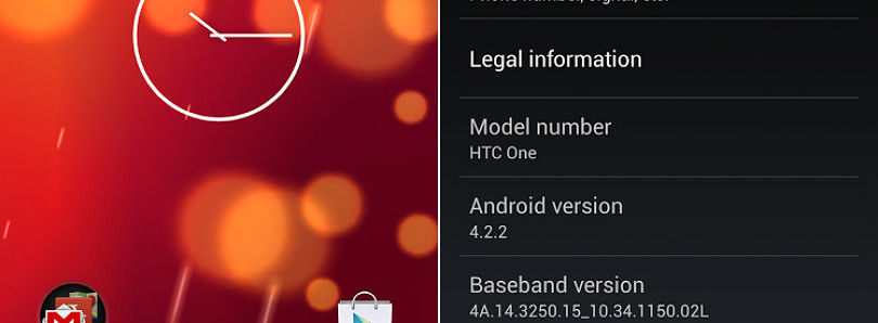 Google Play Edition ROMs for HTC One and Galaxy S 4