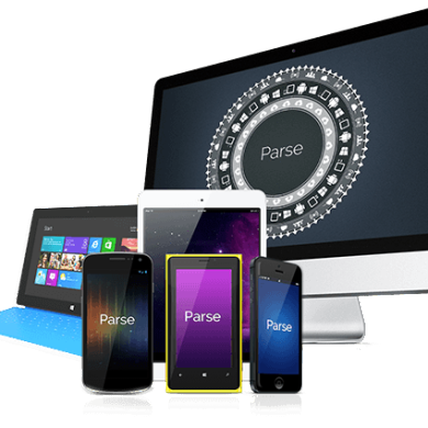 Parse SDK Helps Add Push, Social Integration, Cloud Storage, and More