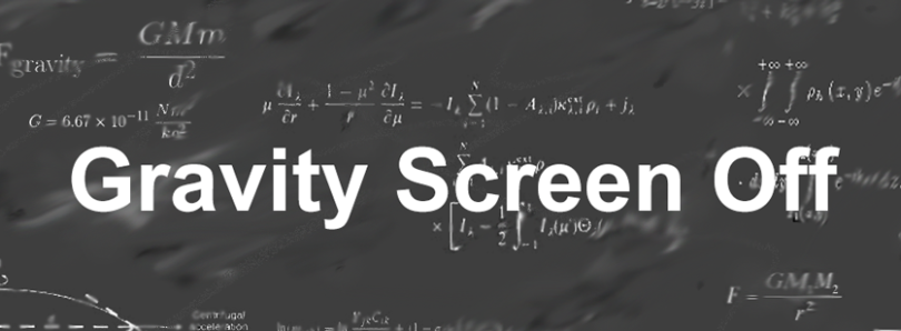 Intelligently Control Your Screen with Gravity Screen Off