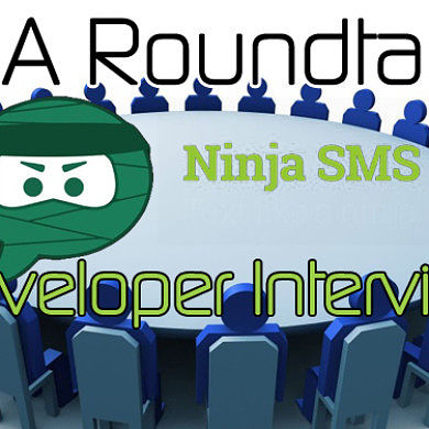 Interview with Wael Nafee and Mostafa Gazar, Developers of NinjaSMS – XDA Rountables