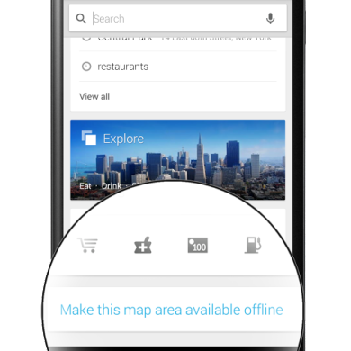 Google Updates its Google Maps Update