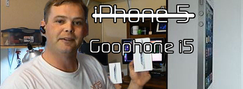 GooPhone i5 Unboxed the XDA Way – XDA Developer TV