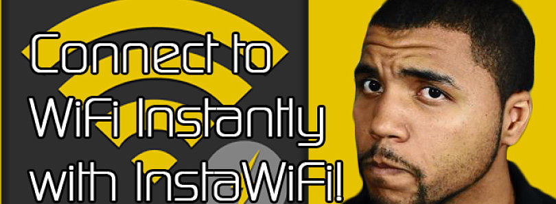 Connect to WiFi Instantly with InstaWiFi – XDA Developer TV