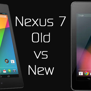 Nexus 7: Old versus New – XDA Developer TV