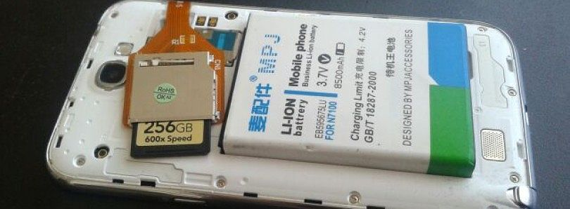 """Super Simple """"Mods"""" Give Note 2 More Storage and Battery"""