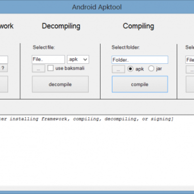 Android APKTool v2 Released, Massive Overhaul