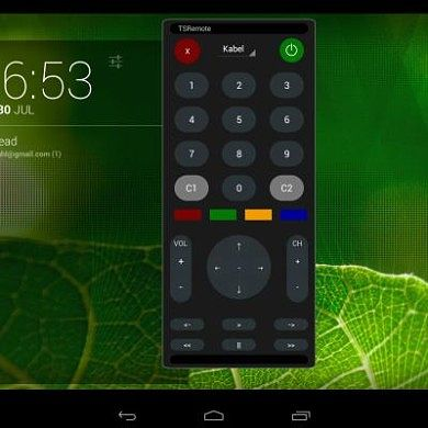 Get Back the Floating Remote on Xperia Tablet Z AOSP ROMs