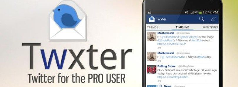 Twitter Analytics and SMS Tweets with Twxter