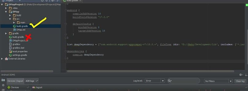How to Use Google Play Services Library with Android Studio